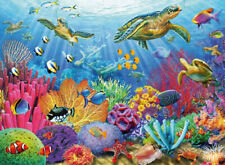 Tropical Waters 500 Piece Puzzle (Ravensburger)