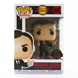 Funko POP! The Office - Michael Scarn Scott Exclusive With Soft Protector