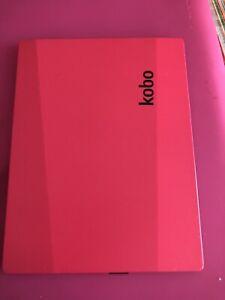 Kobo Aura Lettore Ebook Reader 4gb Con Slot Micro Sd eBook - Rosa