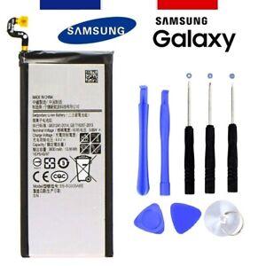 New Battery + Tools Samsung Galaxy S5 S6 S7 S8 S9 Edge Plus S10 S10e S10+