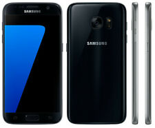 Samsung Galaxy S7 SM-G930A 32GB AT&T Desbloqueados Negro 12MP 4G LTE Smartphone