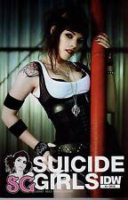 IDW Comics Suicide Girls #3 Jetpack Comics Excl Photo Cover