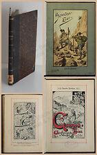 Gemesen-Eier Alpin-Humoristisches in Wort & Bild 1896 Humor Satire Alpen Alpin