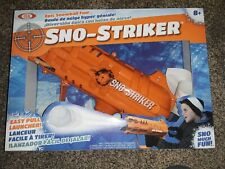 Ideal Sno-striker  Snowball Thrower & Water Balloon Thrower