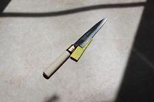 Sakai Japanese Knives:Yoshihiro Kurouchi Carbon Steel: Petty knife, Ko Yanagi