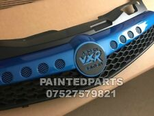BRAND NEW CUSTOM MADE ASTRA H ARDEN BLUE VXR OPEL OPC FRONT GRILL COMPLETE £259