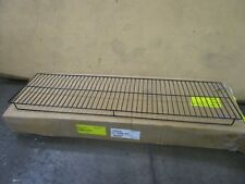 """Eagle Yj-2904-00 12.5""""X46"""" Epoxy Coated Wire Grate Bakers Rack Shelf ( Lot Of 4)"""