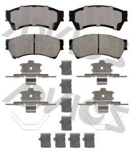 ADVICS AD1164 Ultra-Premium Ceramic Brake Pads