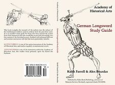 Paperback: AHA German Longsword Study Guide (historical European martial arts)