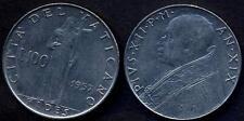 VATICANO PIO XII 100 Lire 1957 BB