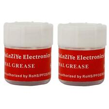 Lot2 New Hot 15g Thermal Grease Paste Computer CPU Heatsink Compound