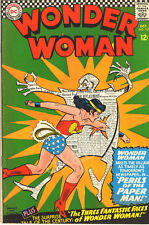 WONDER WOMAN  .N°165 --1966- US .DC -ÉTAT FINE +/VF.