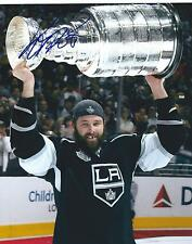 Dustin PENNER Signed Los Angeles Kings 2012 STANLEY CUP 8x10 Photo