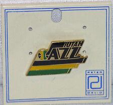 Pin Utah Jazz  Pin Logo Lapel Pin Enamelled Hat Pin Very Nice Quality