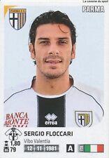 N°406 SERGIO FLOCCARI PARMA.FC FIGURINE STICKER PANINI CALCIATORI 2012