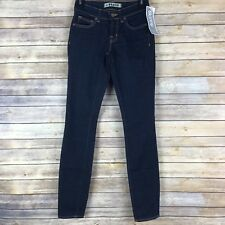 a7041741533 J Brand Blue Label Womens Jeans Stretch Mid Rise Curvy Fit Skinny Ankle Ink  23