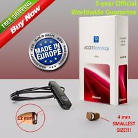 40% SALE Bluetooth Invisible VIP Spy Earpiece for Students AGGER Ultra