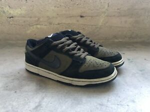 2002 Nike SB Dunk Low Shoes sz 10.5 LODEN pro og box extra laces - Pre-owned