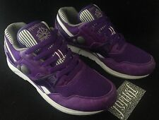 VTG REEBOK PUMP RUNNING DUAL SAMPLE UNRELEASED PURPLE NIKE SB DUNK AVENGER SZ 9