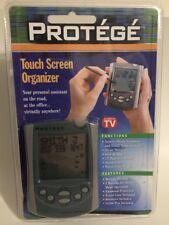Protégé Touch Screen Scheduler Organizer Stylus Protege Seen TV Touch Screen