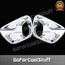 For 2011 2012 2013 Jeep Grand Cherokee Chrome Fog Lamp Trim Cover