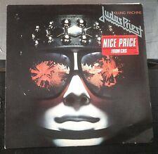 Judas Priest – Killing Machine Lp Holland Issue Nice Price CBS – 32218 Rec Nm