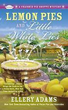 Lemon Pies and Little White Lies  (ExLib) by Ellery Adams