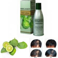 3x90ml Bergamot Herbal Lotion Prevent Hair Loss, Itchy Dry Scalp, Anti-Dandruff
