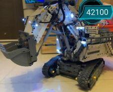 LED Lighting Kit for Lego 42100 Technic Liebherr R 9800 Excavator