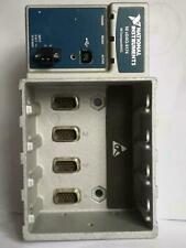 National Instruments NI cDAQ 9174, 4-Slot, USB CompactDAQ Chassis