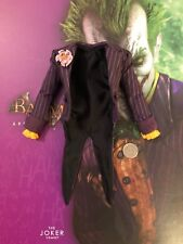 Hot Toys Batman Arkham Asylum VGM27 Joker Violet Veste loose échelle 1/6th