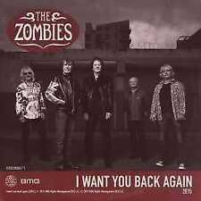 """The Zombies - I Want You Back Again (RECORD STORE DAY 2017 NEW 7"""" VINYL)"""