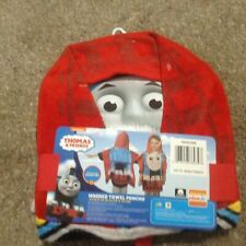 Thomas And Friends Nickelodeon Hooded Towel Poncho new nwt train red