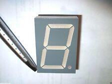 Numeric Display 46mm x 33mm 9V 7 Seg Decimal LED Green QTY-1 Common Anode C13