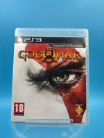 jeu video sony playstation 3 ps3 complet PAL god of war III 3 / USK 18 ans