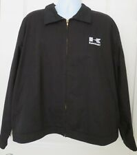 Dickies Kawasaki Men's Eisenhower Jacket Black Size XL