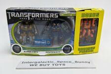 Bumblebee Soundwave Rodimus Wal-Mart Sealed MISB Movie DOTM Transformers