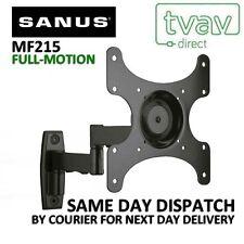 SANUS MF215 B2 Full Motion TV Bracket Wall Mount for 13'' - 39'' TV