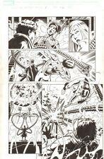 Spider-Man 2: The Movie #1 p.42 Spidey defeats Doc Ock - 2004 art by Pat Olliffe