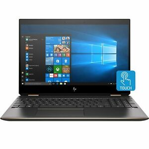 HP Spectre 15 x360 Premium Touchscreen 2-in-1 Laptop i7 8GB 512GB Geforce GTX