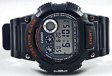 Casio W-735H-8AV Vibration Alarm Watch 100M WR 10 Year Battery Super-Illuminator