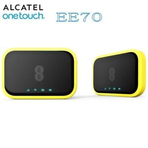 Alcatel EE70VB LTE FDD300Mbps Pocket WiFi Hotspot Modem UNLOCKED 4G Band:B3/7/20