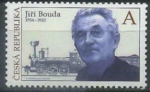 Czech Republic 2018 Transport, Railway, Trains, Jiri Bouda MNH**