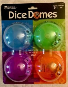 Learning Resources Dice Domes LER7656