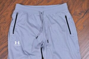 Under Armour Sportstyle Joggers Gray Heather Men's Large L