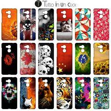 Custodia cover RIGIDA per Huawei Honor 6c Pro -  Design _132_149