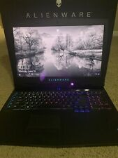 "Alienware 17 R4 17.3"" Intel I7-7820HK, 32GB RAM, 256GB SSD + 1TB HDD, GeForce..."
