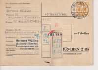 Bizone/AM-Post, Mi. 13Az EF, Wuppertal/Elberfeld,13.2.46, sign.Wehner BPP