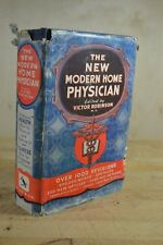 Vintage 1948 The New Modern Home Physician Victor Robinson With Illustrations