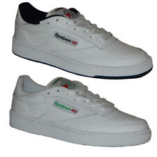 58ffd66bf337 Mens Reebok Club C 85 White Navy Ar0457 US 10